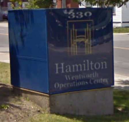 Next Door: City of Hamilton Operations Centre