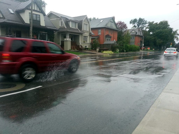 Aberdeen Avenue on September 29, 2015 at 3:45 PM