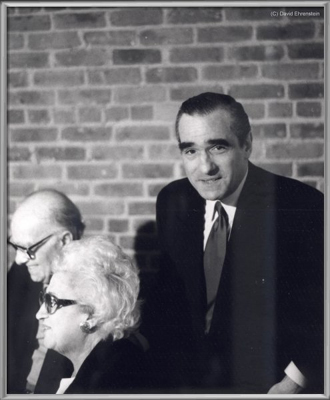 Martin Scorsese and his Parents, Luciano, Catherine and Martin Scorsese (Image Credit: Ehrensteinland)