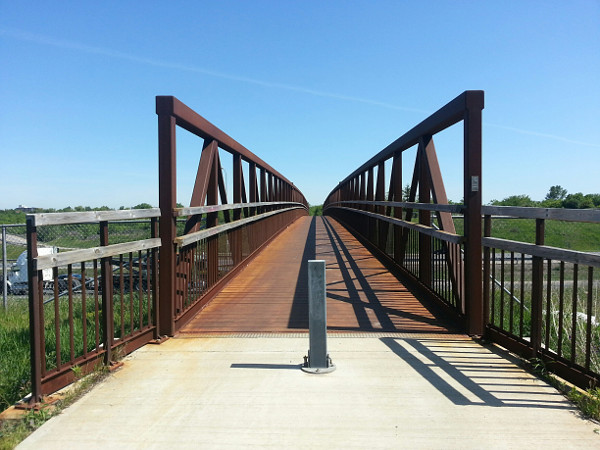 Multi-use bridge over Linc