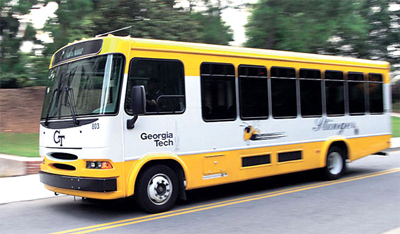Grocery Shuttle from Georgia Tech to Atlantic Station.