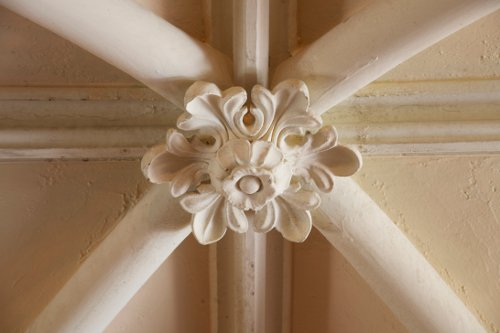 Foyer Plaster Ceiling : Auchmar house hamilton raise the hammer