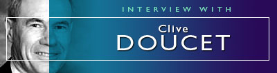 Interview with Clive Doucet