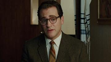 Stuhlbarg is a great tragic hero who has life kick the crap out of him. Repeatedly.