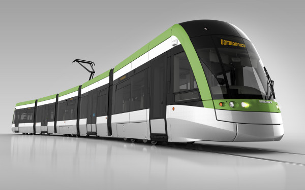 Bombardier Flexity Freedom