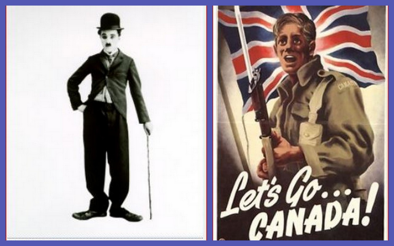 Charlie Chaplin and WW2 Propaganda