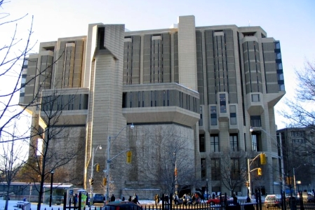 Robarts Library, University of Toronto (built 1973)