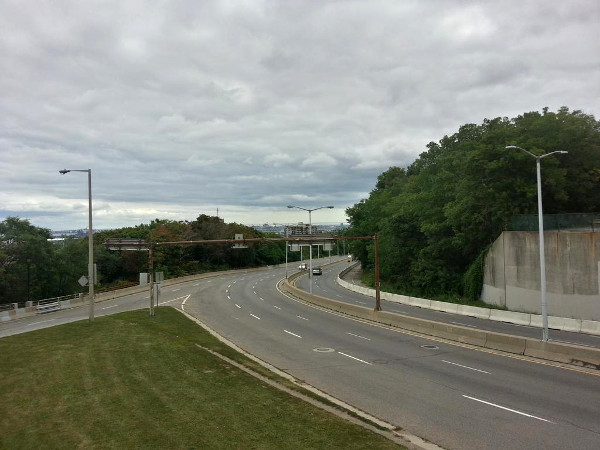 Claremont Access and extension from Southam Park (RTH file photo)