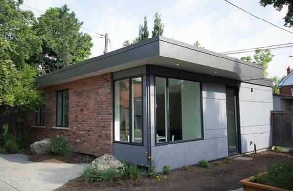 Hamilton's first legal laneway house in over 50 years thanks to the pioneering of homeowners Karin Dearness and Andy Stone