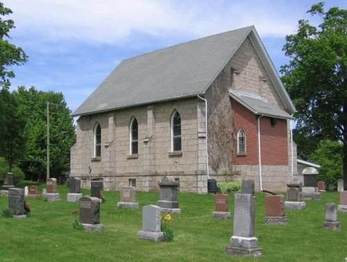 Figure 2: Bethesda Church, Ancaster
