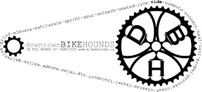 Downtown Bike Hounds logo