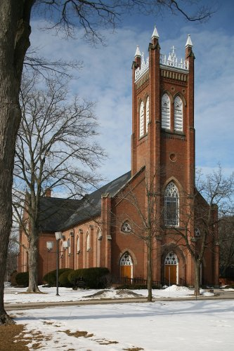 Two Heritage Churches In Dundas Part 1 St Augustine S