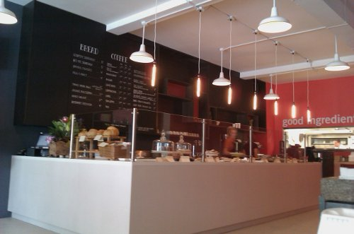 Inside the Earth to Table Bread Bar (RTH file photo)