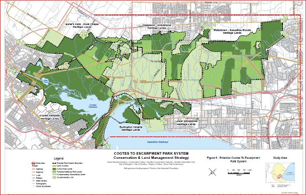 Cootes to Escarpment Park System: Conservation and Land Management Strategy