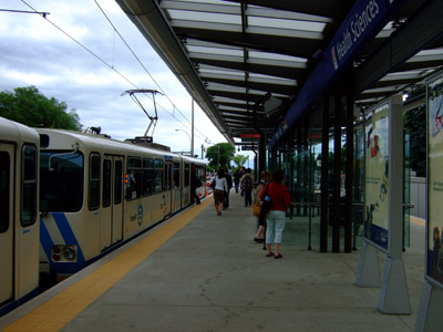 LRT in Edmonton