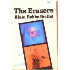 The erasers; (Evergreen black cat book)