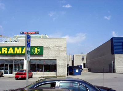 Meadowlands Power Centre Dollaram Store