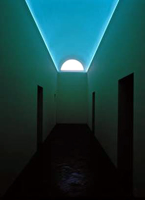 James Turrell, Lunette (Photo Credit: Guggenheim Museum)