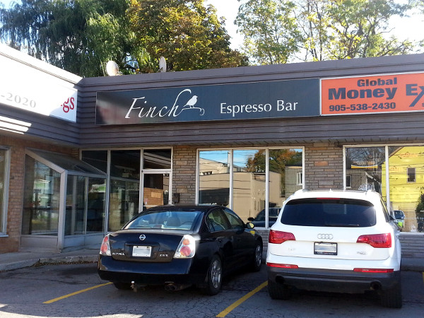 Finch Espresso Bar