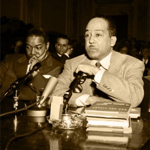 Langston Hughes vs. Joe McCarthy