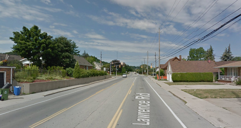 Lawrence Road (Image Credit: Google Street View)
