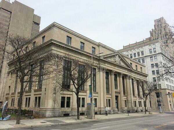 Old Bank of Montreal building (RTH file photo)