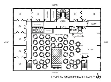 Hamilton Grand Layout Level 3
