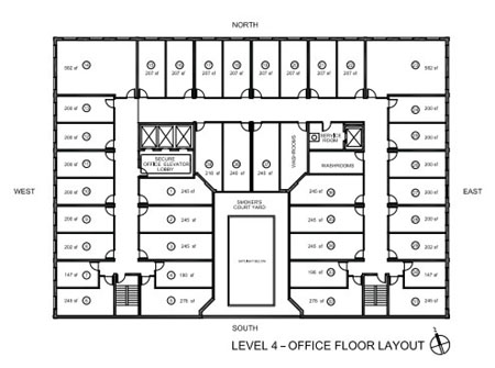 Hamilton Grand Layout Level 4