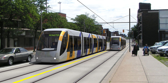 Rendering: LRT in Hamilton