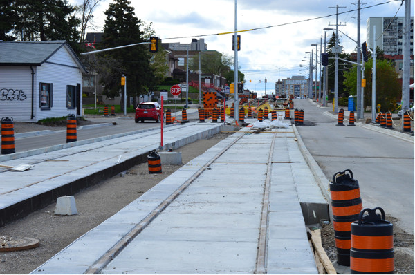 Median LRT tracks (Image Credit: Andrae Griffith)