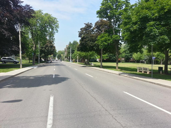 Herkimer Street near Durand Park (RTH file photo)