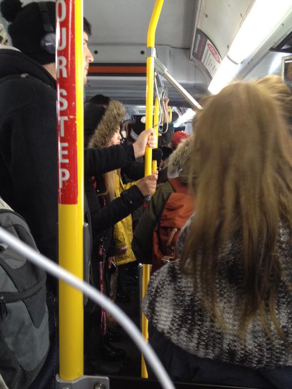 Not enough ridership!