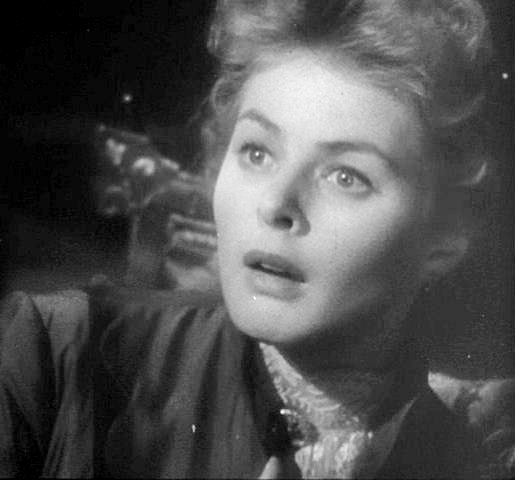 Ingrid Bergman in Gaslight, 1944