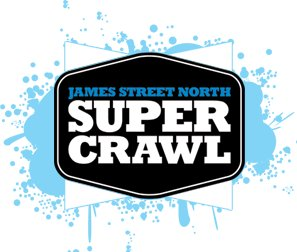 James Street North Supercrawl