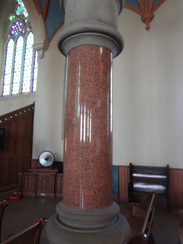 James street baptist church for sale raise the hammer for Interior columns for sale