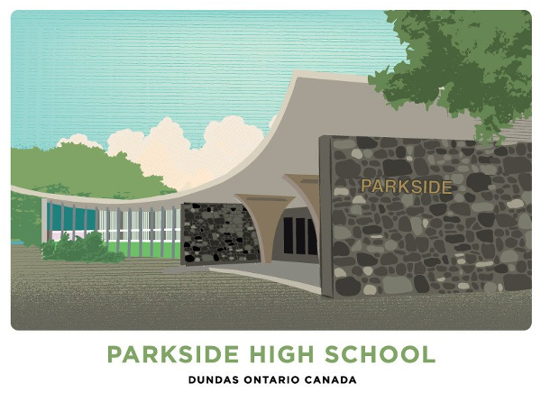 Jelly Brothers' Parkside School graphic