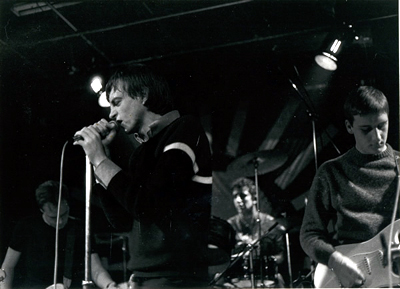 The Fall, 1981 Doornroosje, Nijmegen, The Netherlands (Source: Visi)
