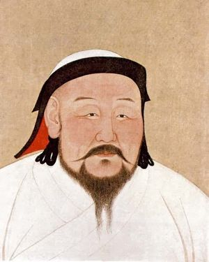 Kublai Khan (Source: Wikipedia)