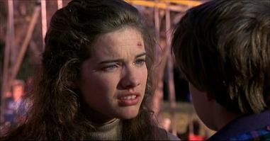 Langenkamp was the series' secret weapon because you actually cared about her.