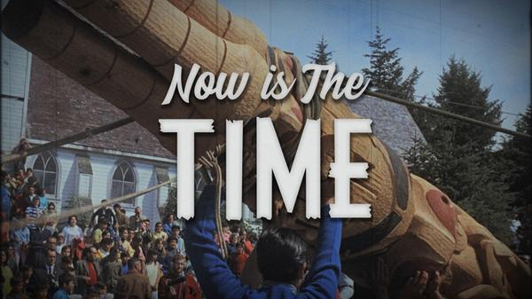 'Now is the Time' by Christopher Auchter (NFB 16 minutes, 2019)