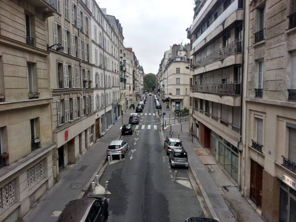 Six-storey streetwalls in Paris (RTH file photo)