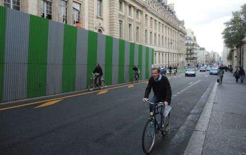 It can be an uphill struggle to create a bicycle-friendly city