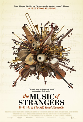 Poster: the Music of Strangers