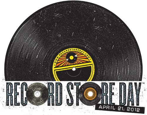 Record Store Day, April 21, 2012