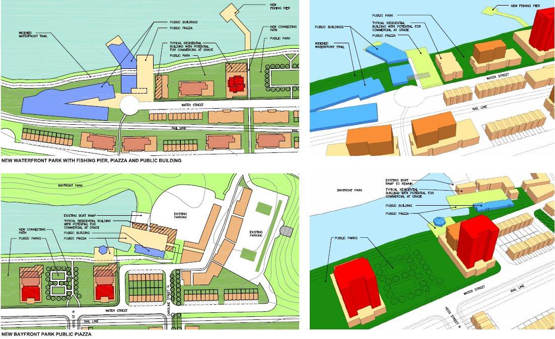 Hamilton West Harbour Concept Neighbourhood Plan Raise The Hammer