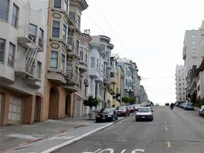 Row Houses in San Francisco (Photo Credit: Stewarts.us)