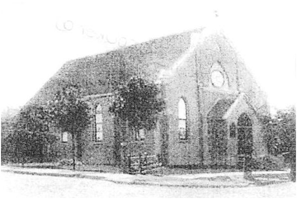 St Andrew's Original Church, Barton and Smith