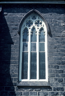 Fig. 10. Hamilton, St Paul's Presbyterian Church, S side, second window from E.