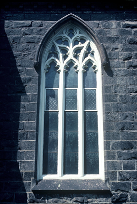 Fig. 14. Hamilton, St Paul's Presbyterian Church, S side, third window from E.
