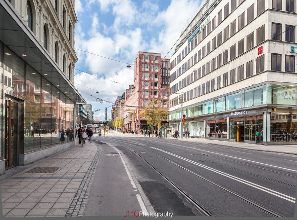 Model for King Street LRT (Image Credit: JHG Photography)
